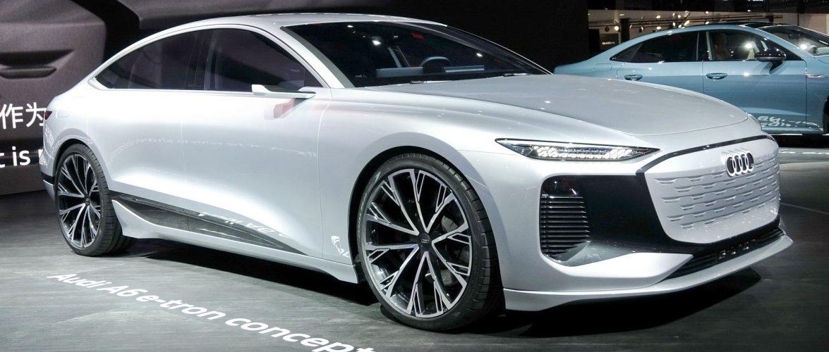 Audi A6 e-Tron (видео)