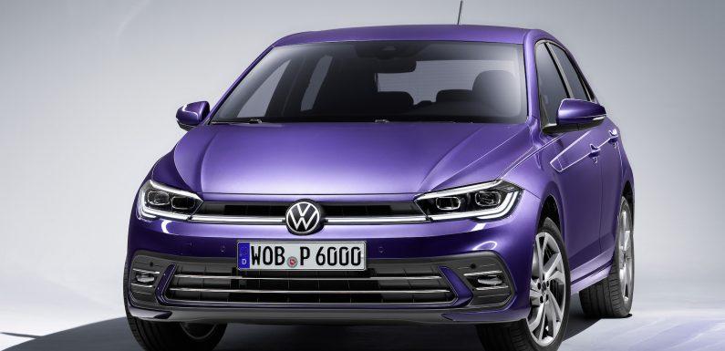 Volkswagen го освежи Polo