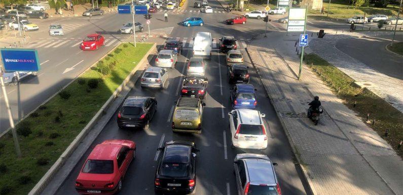 Сообраќај во пандемиски услови