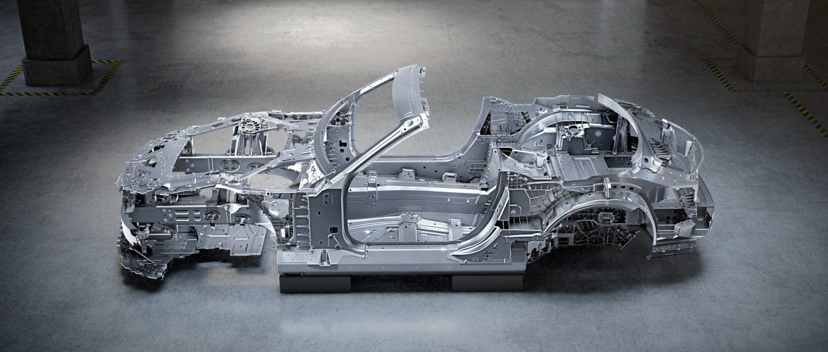 Многу алуминиум и уште повеќе коњски сили
