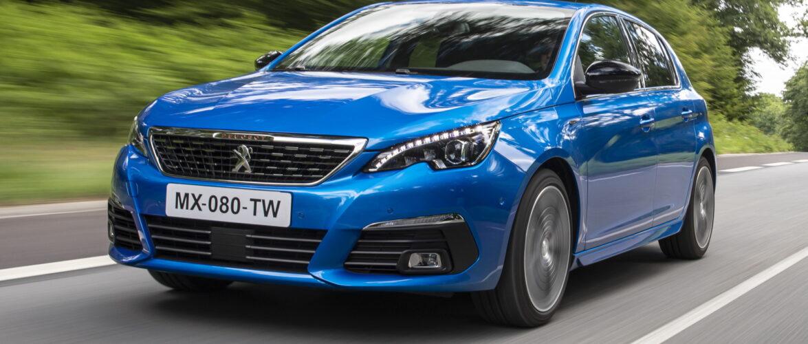 Peugeot 308 остана без дигитални инструменти