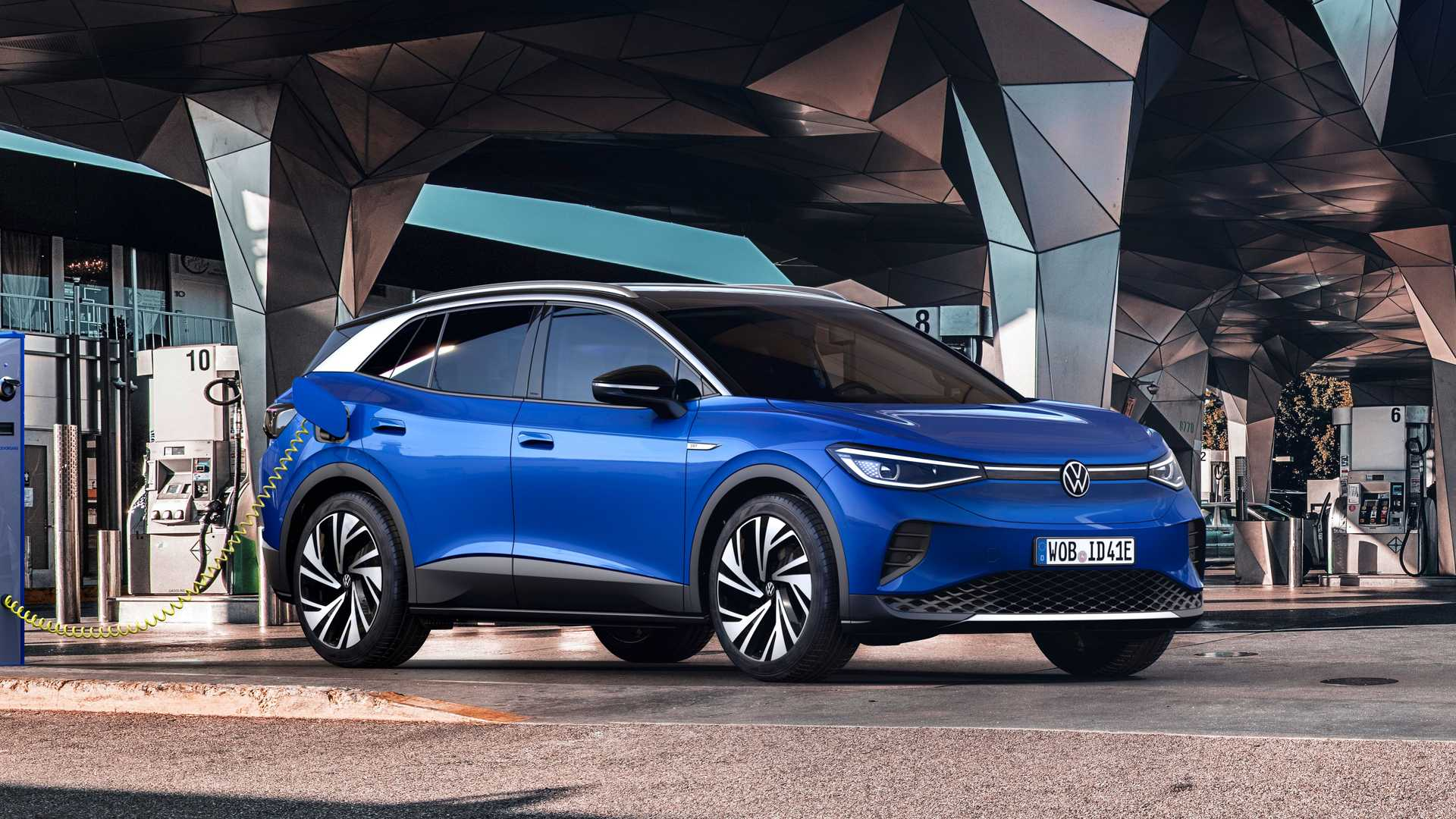 И Volkswagen станува електрична марка