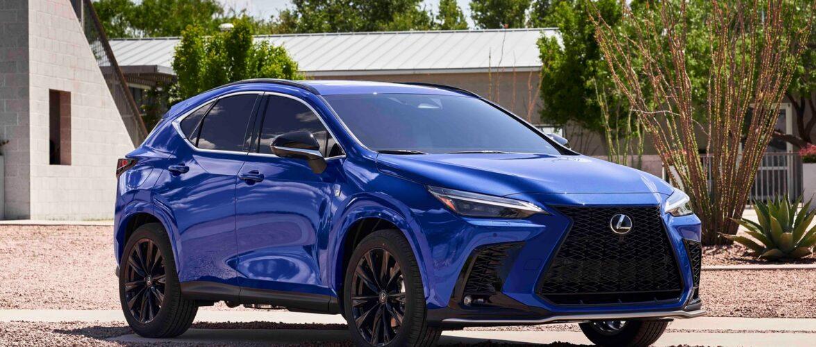 Lexus NX, нова генерација