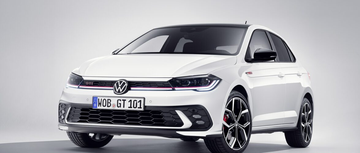 Volkswagen го освежи Polo GTi (фото-галерија + видео)