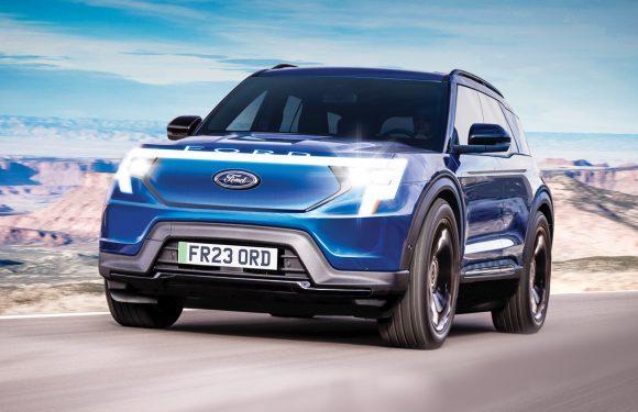 Првиот заеднички електромобил на Ford и VW ќе биде SUV