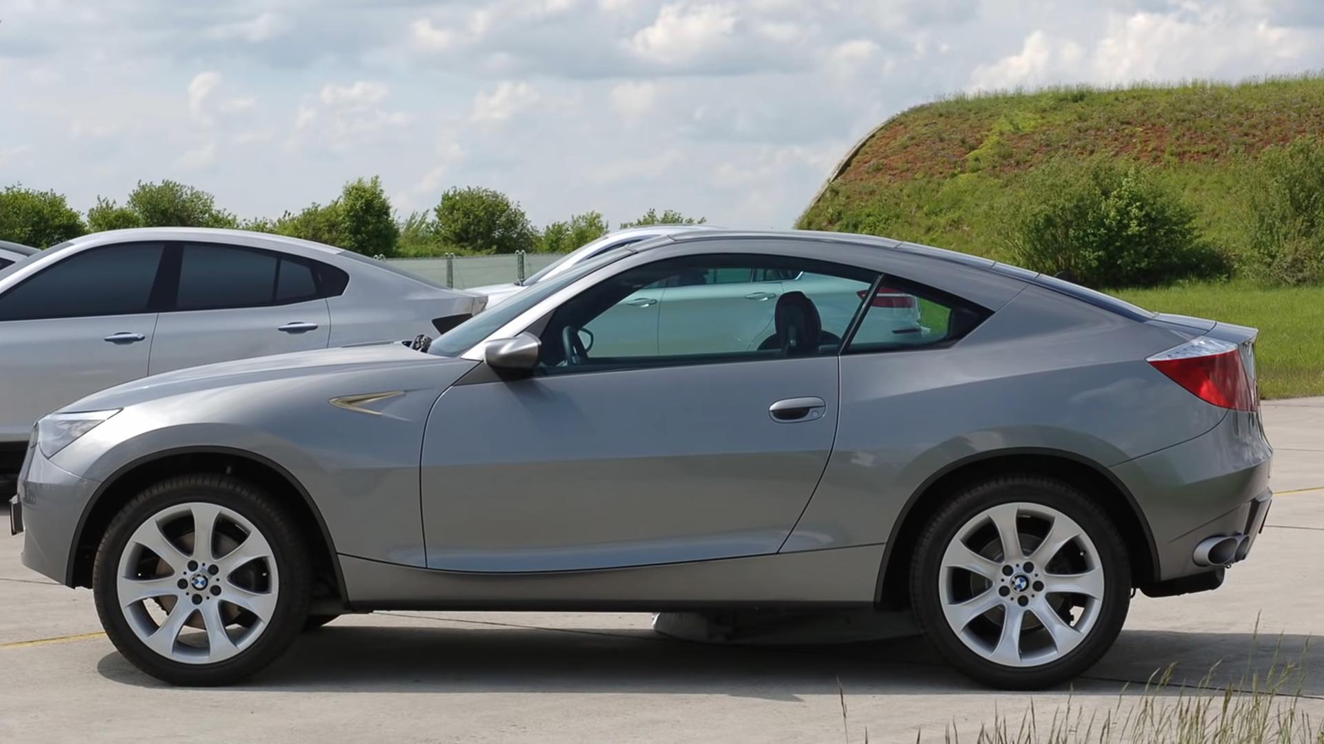 Погледнете што BMW сакаше да направи (видео)