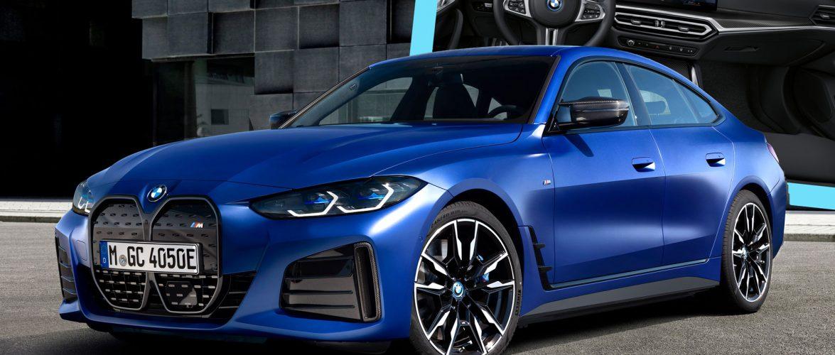 BMW го претстави првиот електричен M-модел (видео)