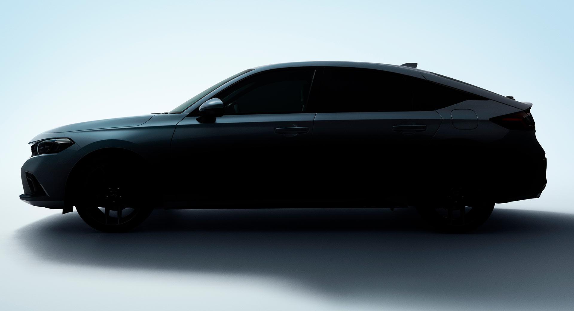 Honda го најави Civic хечбек