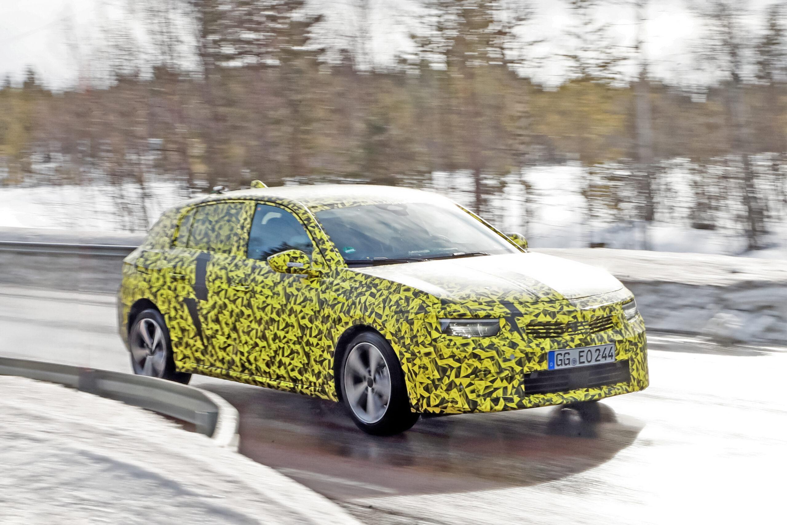 Ова е новата Opel Astra (видео)