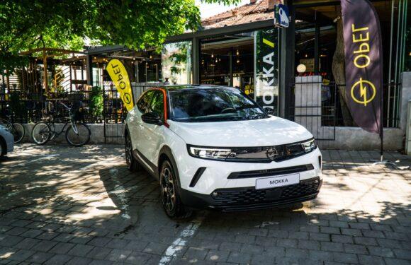 Новата Opel Mokka веќе е во Македонија