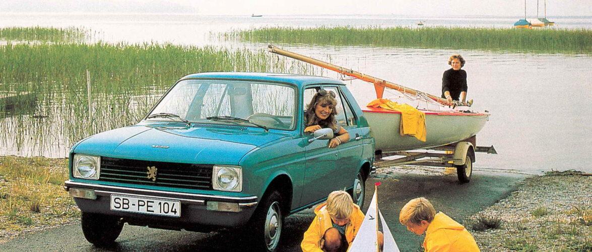 Историја: Peugeot 104 (1972-1988) – фото галерија, 204 фотографии