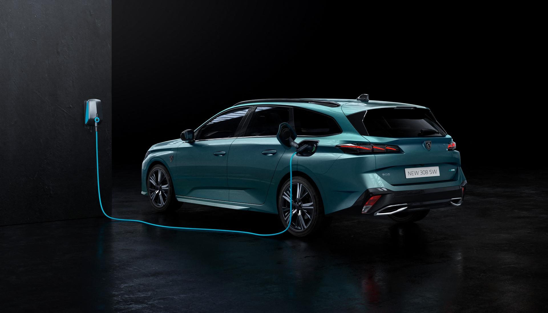 Peugeot ветува