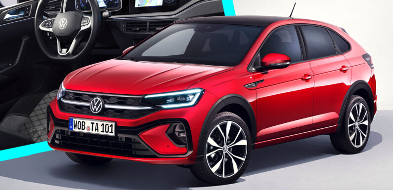 Volkswagen Taigo (видео, 30 фотографии)