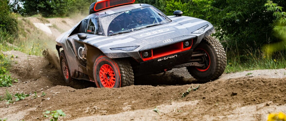 Audi на струја ќе го освојува Дакар