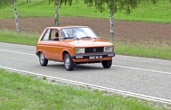 Peugeot 104 (1972-1988) – фото галерија, 204 фотографии