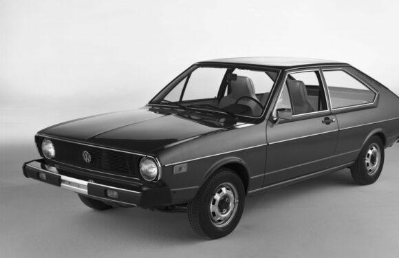 Volkswagen Dasher (1973-1981)