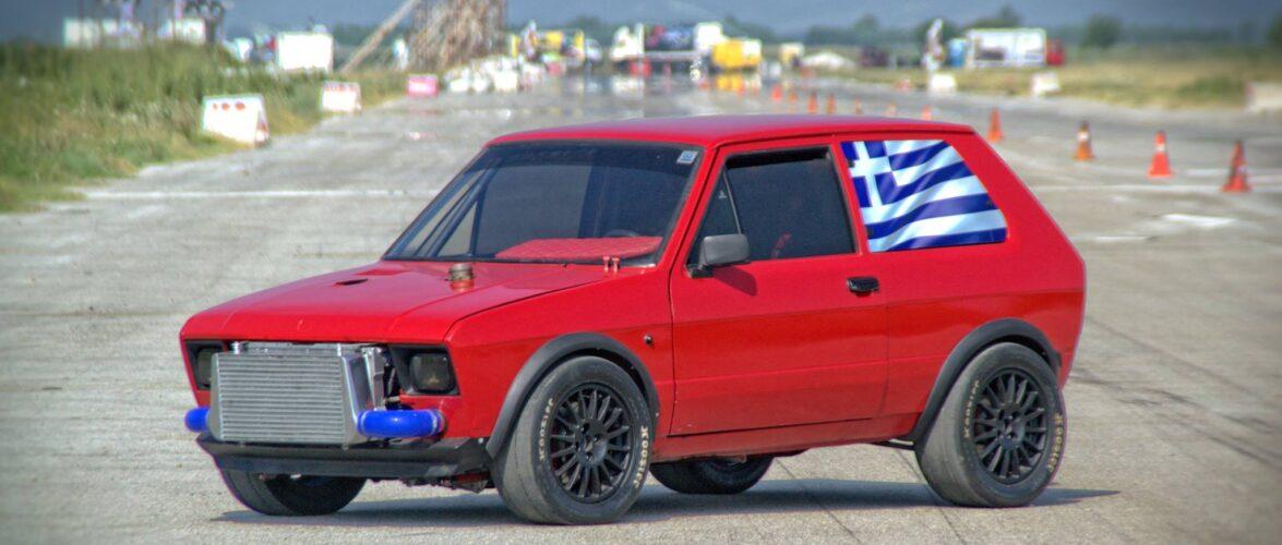 Видео: Yugo 4×4 Turbo, 600+ KS