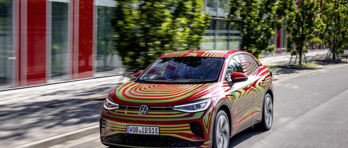 Најавен Volkswagen ID.5 GTX (видео)