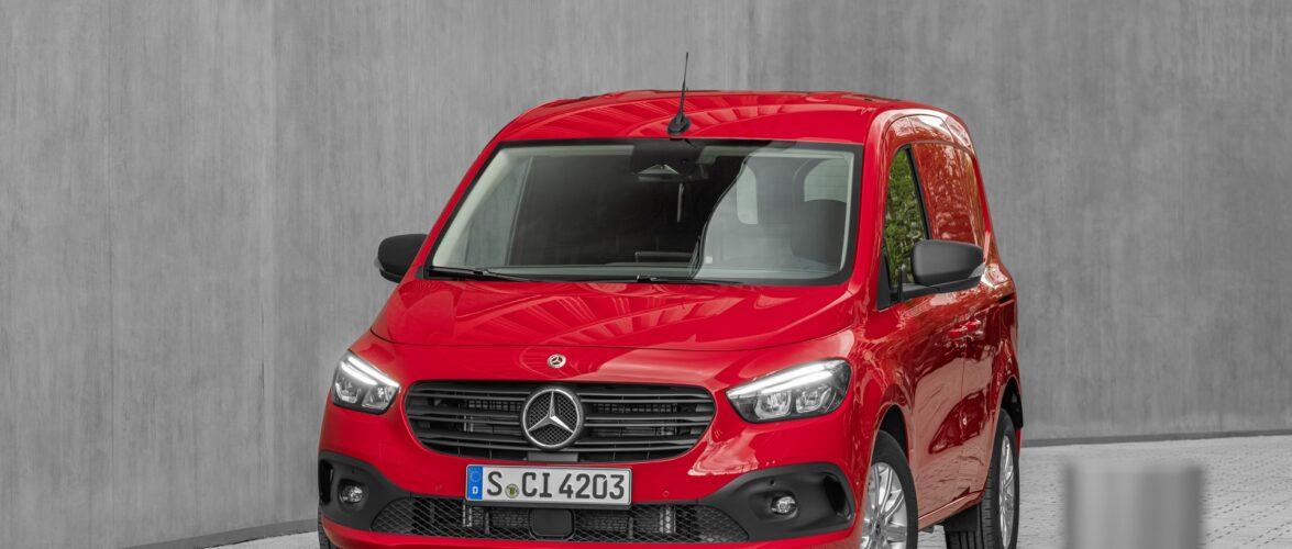 Претставен Mercedes Citan (видео)