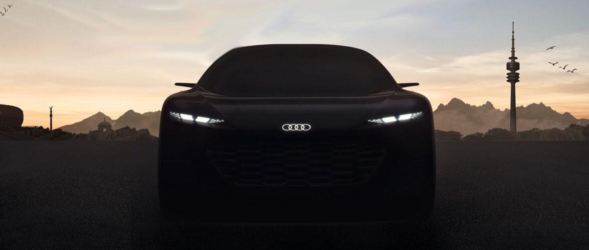 Audi Grand Sphere, уште еднаш