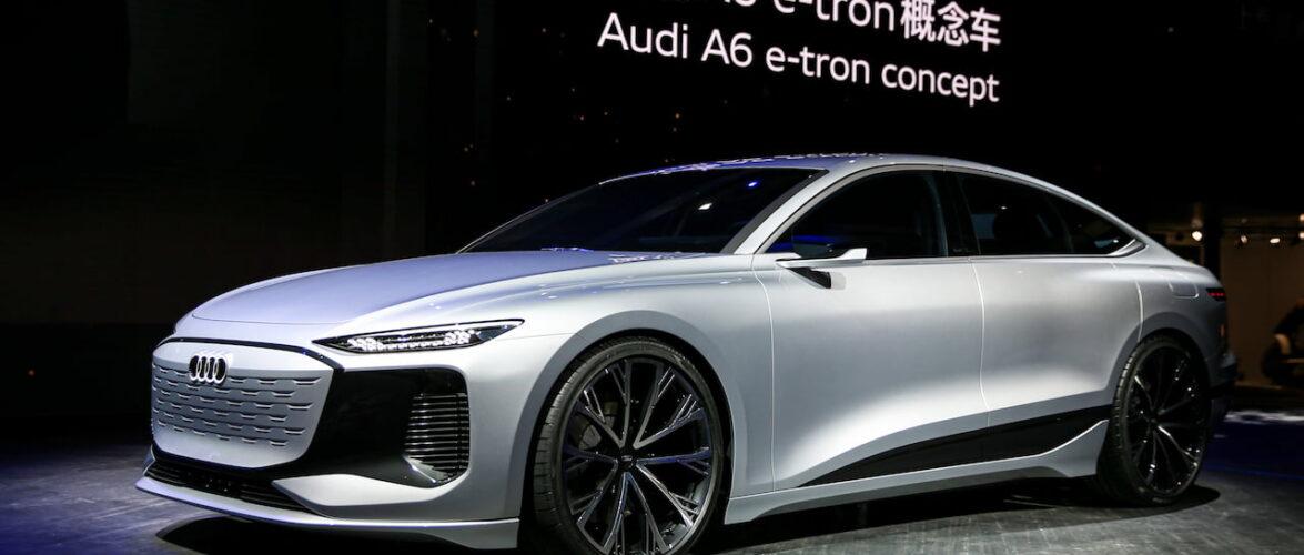 Audi: Од 2026-та сите нови модели само на струја