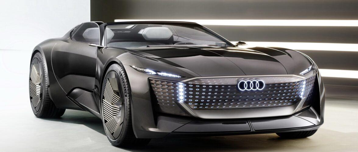 Audi Skysphere (со видео)