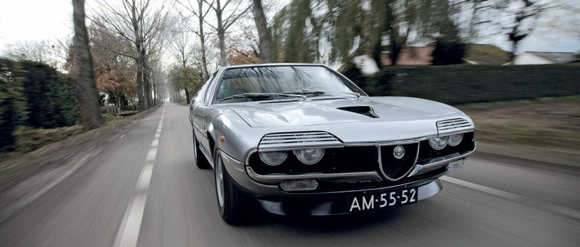 Alfa Romeo Montreal 1970-1977 (со видео)