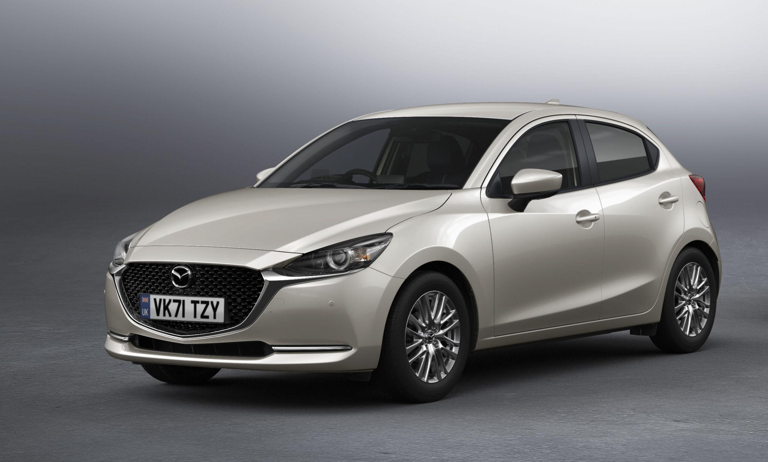 Уште едно обновување на Mazda2