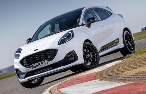 Puma стана бр.1 модел на Ford во Европа