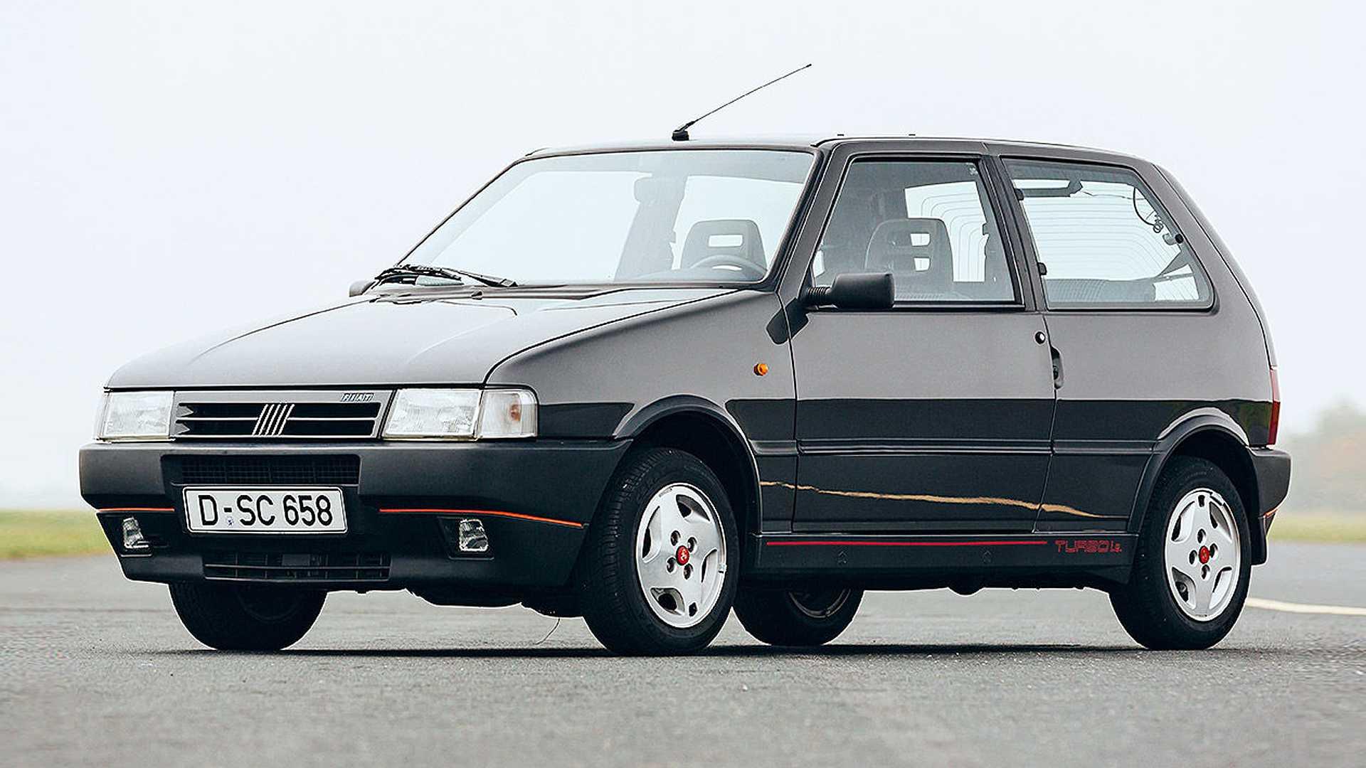 Fiat Uno (1983-2014), 5*видео