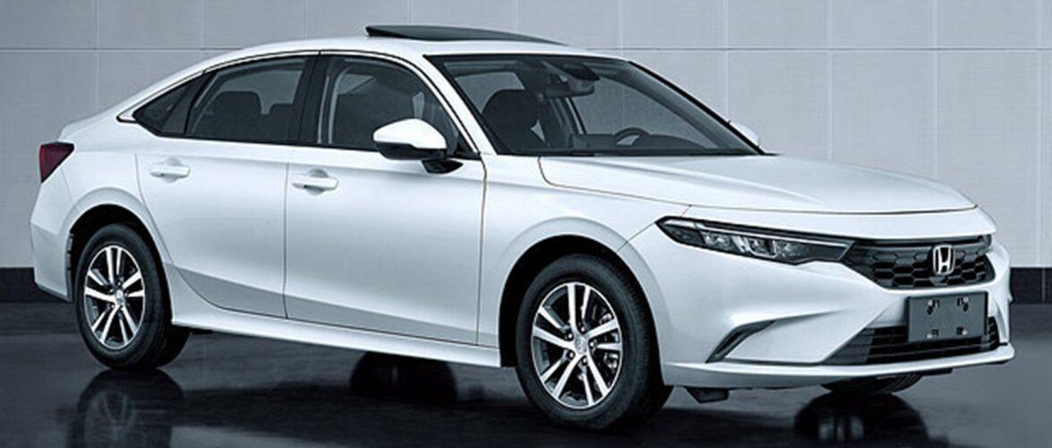 Honda ја подготви новата Integra!