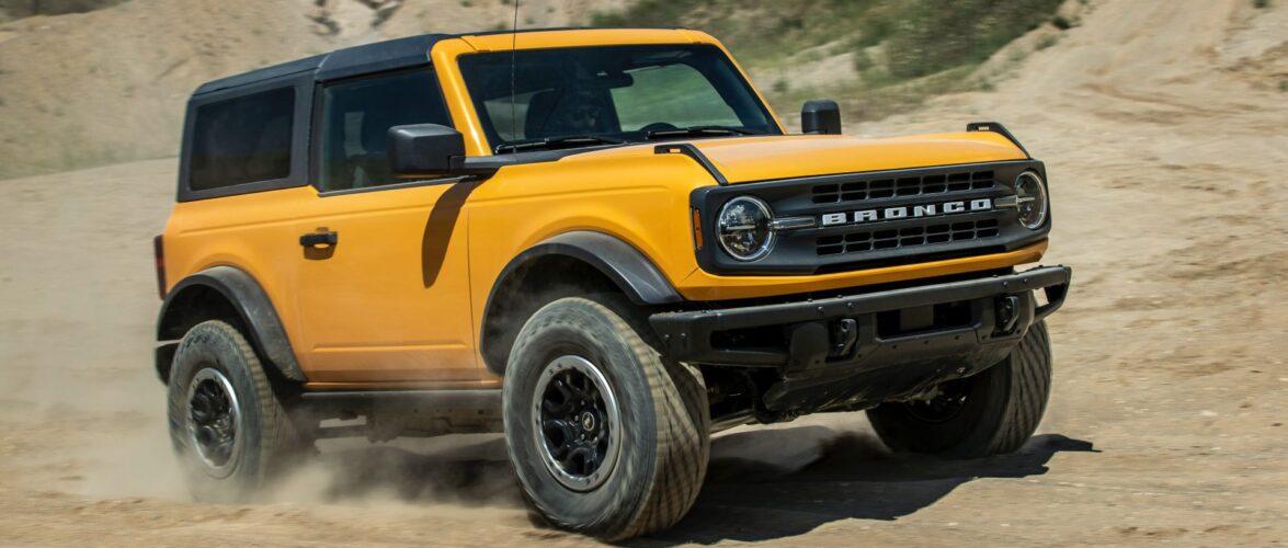 Ford Bronco ќе се продава и во Европа?!