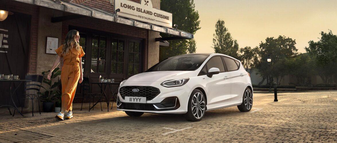 Ford Fiesta 2021 (4*видеа, 33*фотографии)
