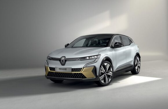 Renault Megane E-Tech Electric, први фотографии