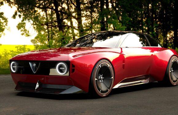 Alfa Romeo GTS (фото галерија)