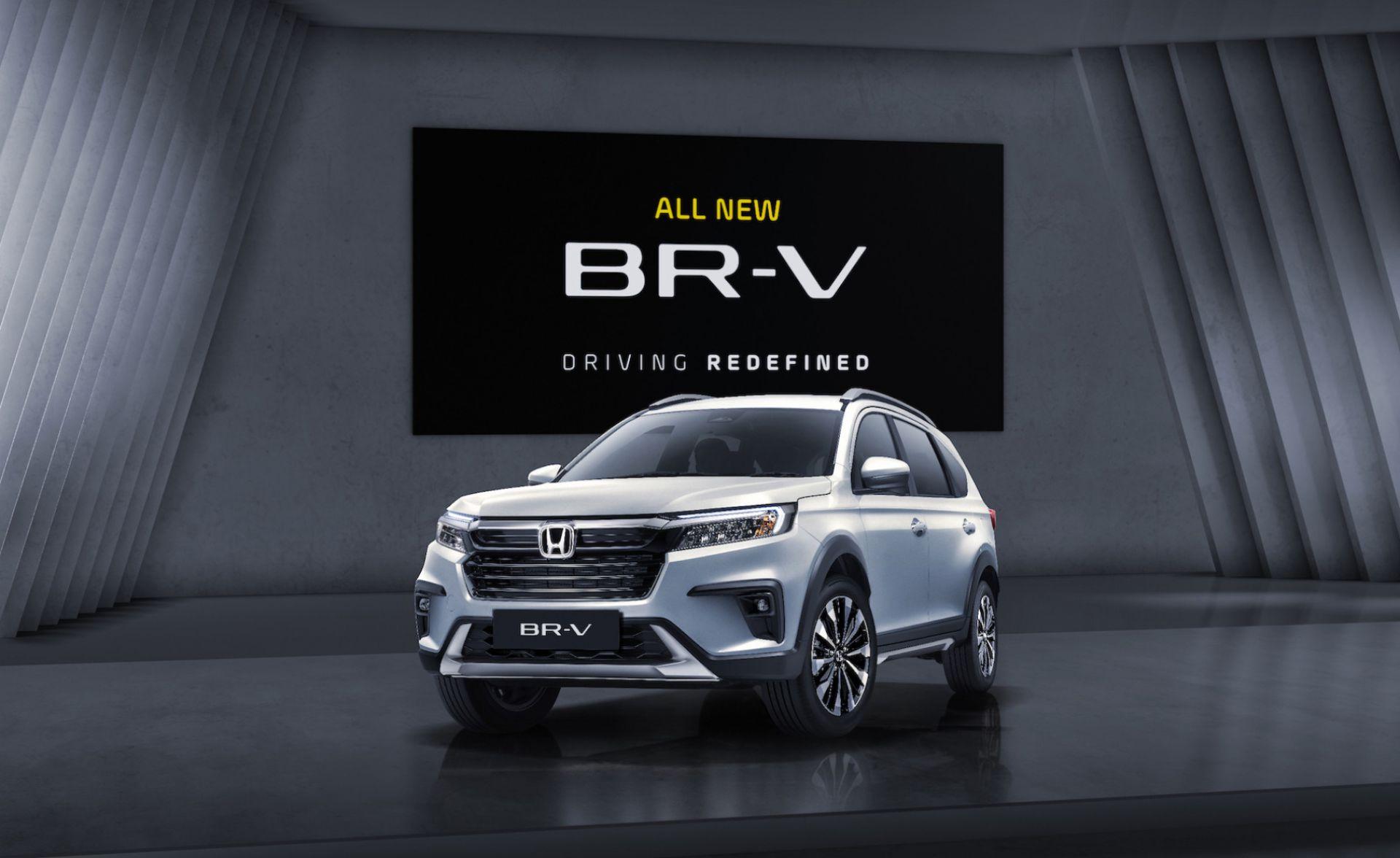 Honda BR-V, втора генерација