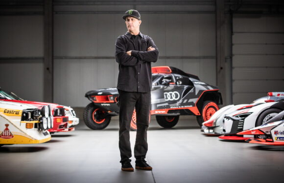 Кен Блок потпиша за Audi (видео)