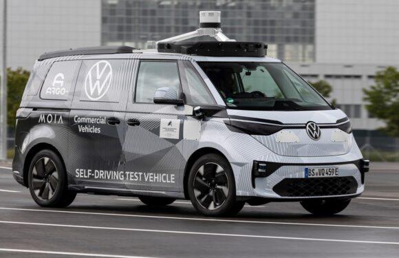 Volkswagen ID.Buzz во автономно издание